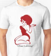 Designer T-Shirts / Chez Lemmy 1  Unisex T-Shirt