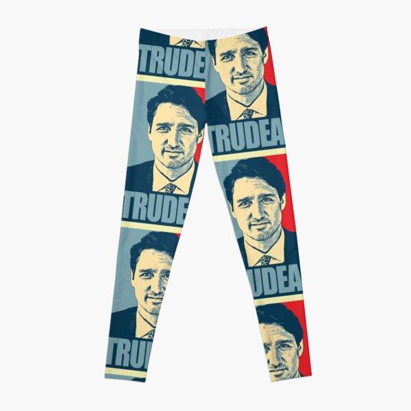 Justin Trudeau Leggings