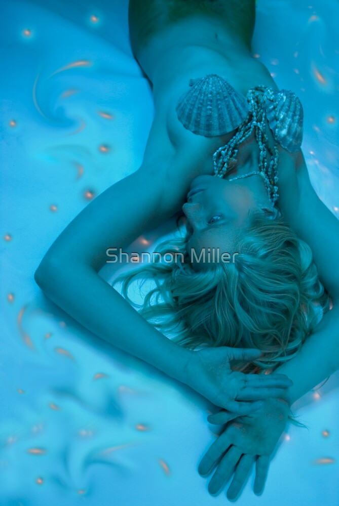 mermaid by Shannon Miller