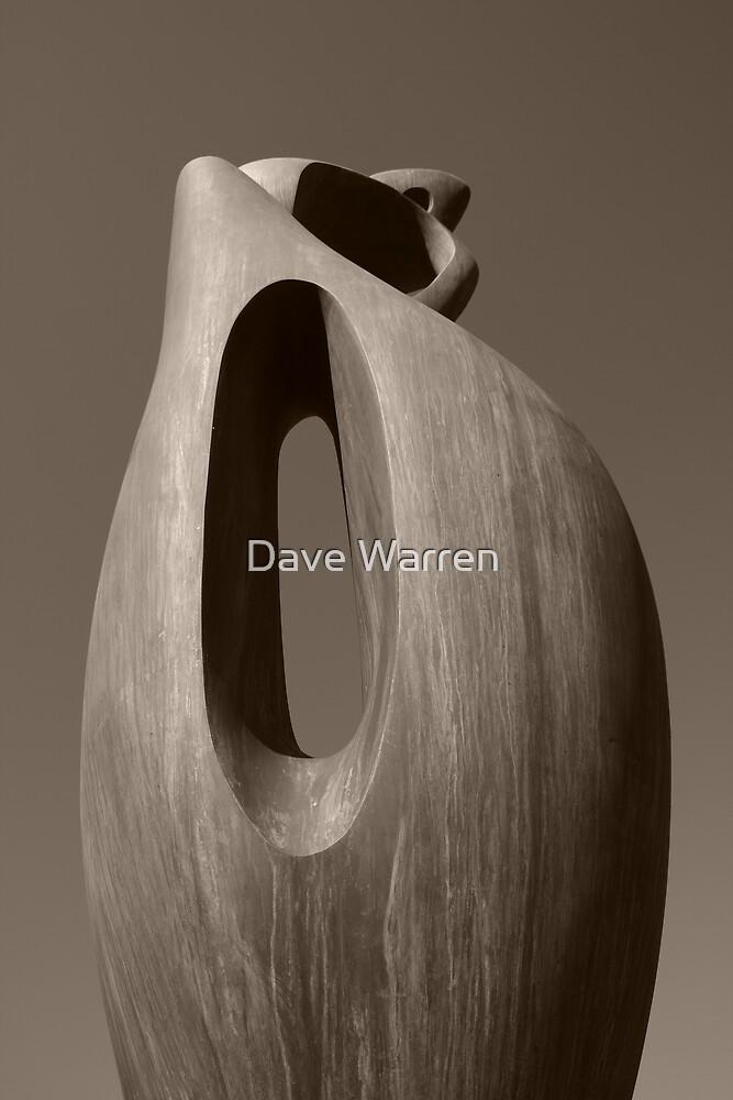 Sculpture  by Dave Warren