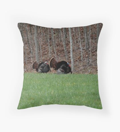 Struttin` Throw Pillow