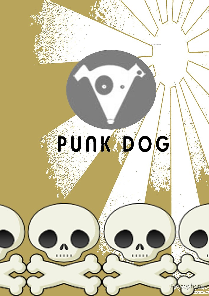 Punk Dog by Persephoni