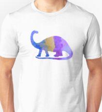 Brontosaurus - Dinosaur Art Unisex T-Shirt