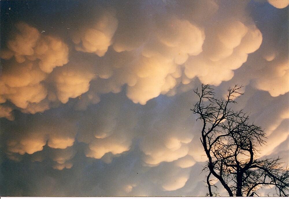 Mamma Clouds 1 by peggyfindit