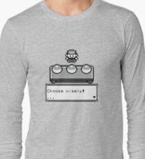 Choose your Companion Long Sleeve T-Shirt