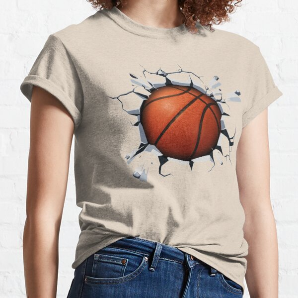 Basketball Breakout Superstar Classic T-Shirt