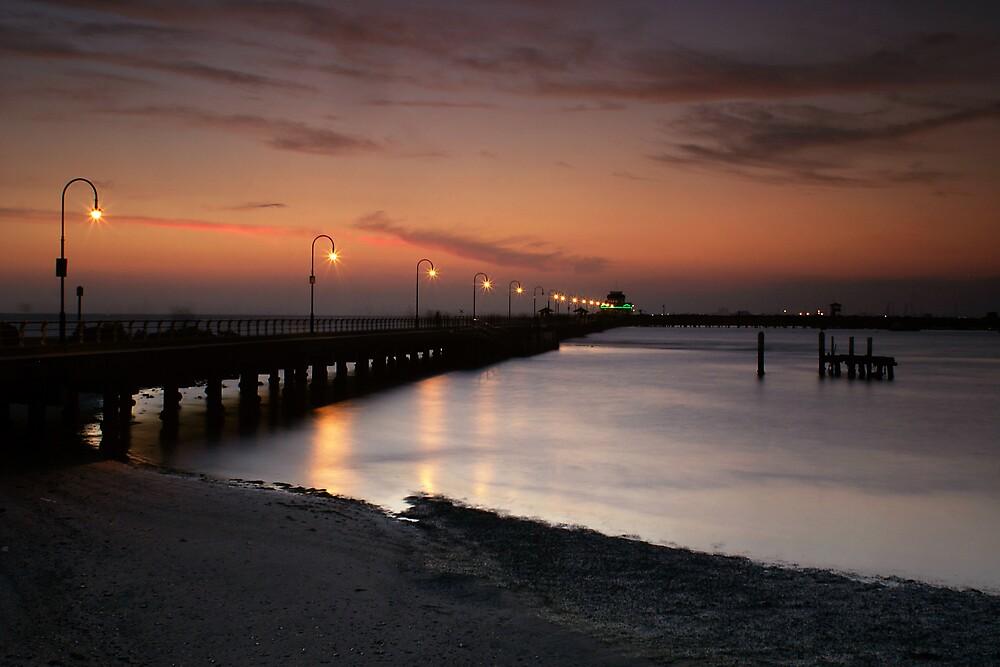St kilda pier by Phoonaz