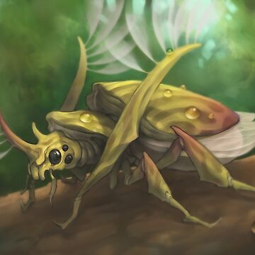 fictional bug by brandonald