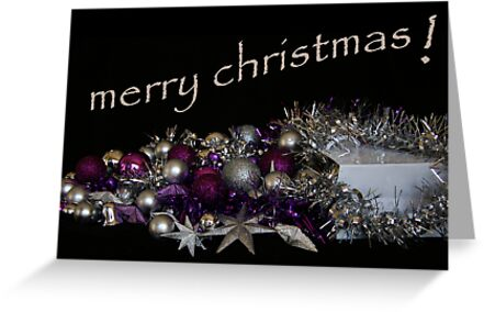 merry christmas by Lisa  Kenny