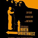 Alfred Hitchcock's North By Northwest by Alain Bossuyt