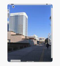 Office building of makuharishintoshin iPad Case/Skin