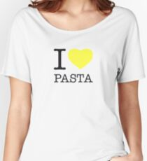 I ♥ PASTA Women's Relaxed Fit T-Shirt