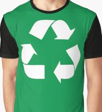 Recycling lenny Graphic T-Shirt