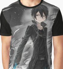 SAO Kirito Graphic T-Shirt