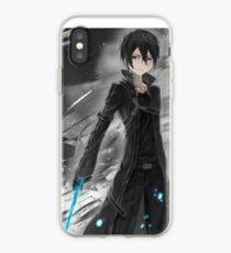 SAO Kirito iPhone Case