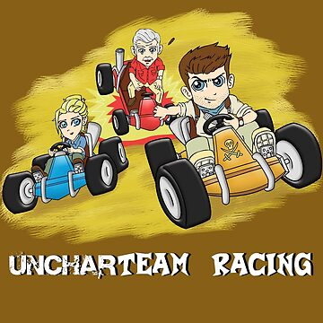 UncharTeam Racing by FraStiller