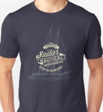 True mariner – nautical adventure T-Shirt