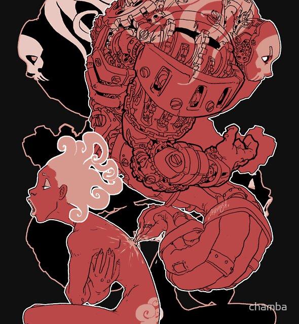 Machine Love -part deux- by chamba