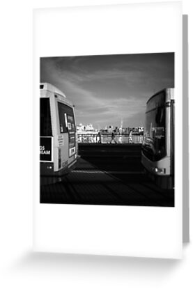 The Bus Passengers by Ben Loveday