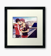 Commission for ladyzeia... Framed Print
