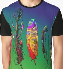 Feathers4Y Graphic T-Shirt