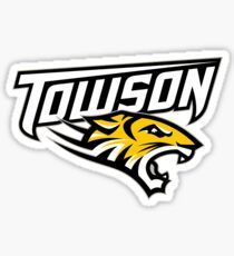 TOWSON TIGERS UNIVERSITY Sticker