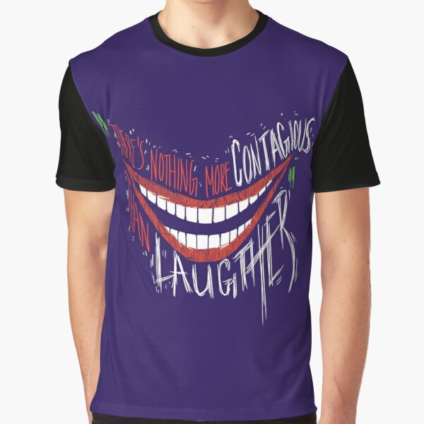 Beware of that Contagious Smile Graphic T-Shirt