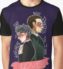 Nygmobblepot Love Graphic T-Shirt