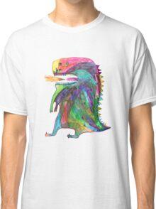 Rainbow Dinosaur Classic T-Shirt