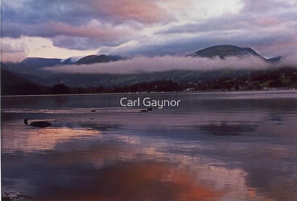 Sunrise - Windermere by Carl Gaynor