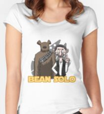 Bean Solo Women's Fitted Scoop T-Shirt
