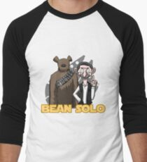Bean Solo Men's Baseball ¾ T-Shirt