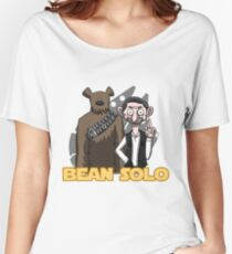 Bean Solo Women's Relaxed Fit T-Shirt