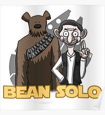 Bean Solo Poster