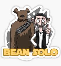Bean Solo Sticker