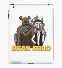 Bean Solo iPad Case/Skin