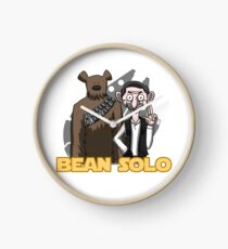 Bean Solo Clock