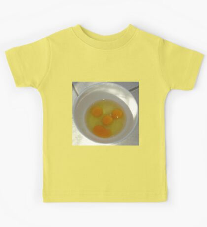 Egg on My Face Kids Clothes