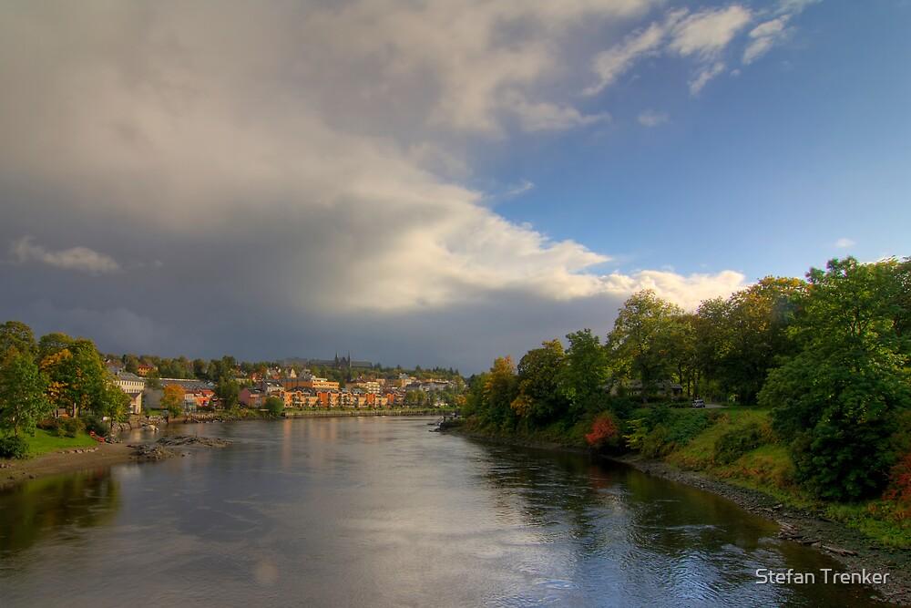 Along the River by Stefan Trenker