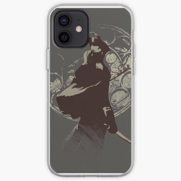 Lady Maria - Bloodborne iPhone Soft Case