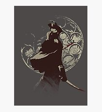 Lady Maria - Bloodborne Photographic Print