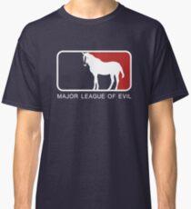 Major League of Evil Classic T-Shirt