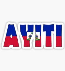 Haiti - Ayiti Sticker