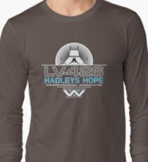 Hadleys Hope - Atmosphere Processing Plant - Aliens T-Shirt