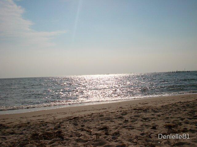 Sunset Beach by Denielle81