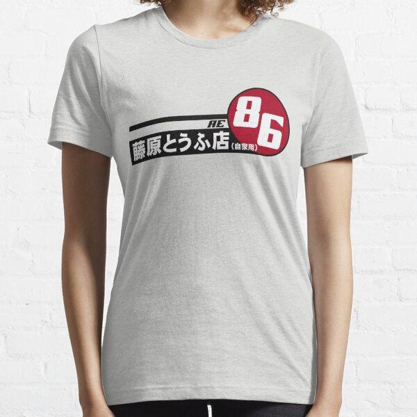 AE86 Tofu Lieferung Essential T-Shirt