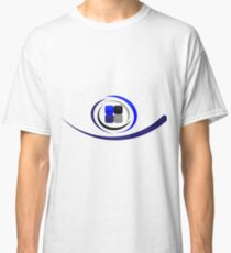 Abstract emblem Classic T-Shirt
