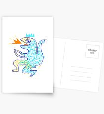Dinosaur Arrrrr! Postcards