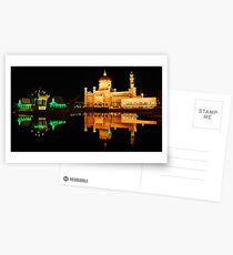 Floating Mosque Postcards