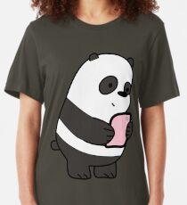 Panda Baby Slim Fit T-Shirt